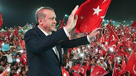 Erdoğan declares victory in elections, says no walking back on Turkey's progress