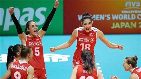 FIVB Women World Championships: Turkey falls to Russia