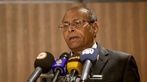 Ex-Tunisian leader thanks Turkey for taking in Syrians