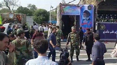 Iran arrests member of military over Ahvaz parade attack