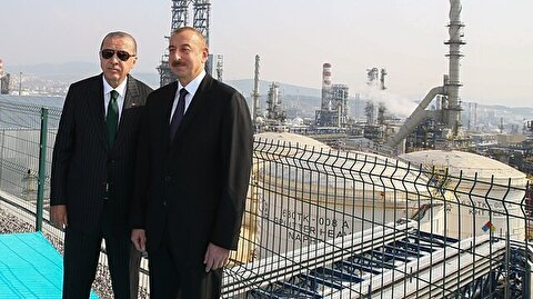 Turkey, Azerbaijan to elevate ties with STAR Refinery: Erdoğan