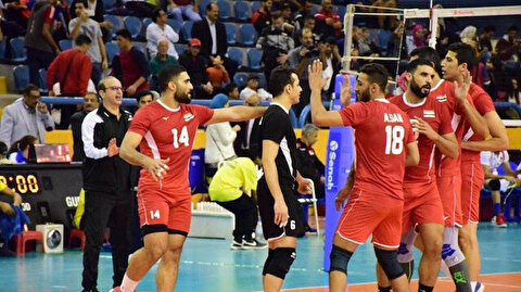 للمرة الثالثة على التوالي.. مصر تحظى بالبطولة العربية لكرة الطائرة