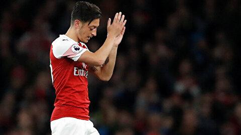Mesut kariyerini Arsenal'de noktalamak istiyor