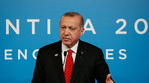 Erdoğan meets eight world leaders on G20 sidelines in Argentina