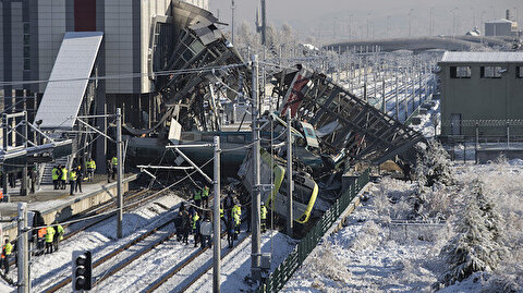 Nine killed, 47 injured in high-speed train crash in Ankara
