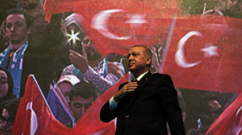 Erdoğan selected as world's most 'prominent president'