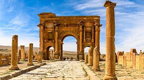 Cezayir'deki Roma mirası