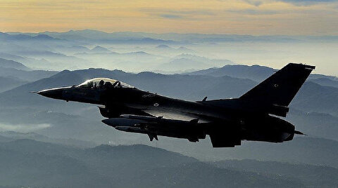 Turkish jets 'neutralize' at least 3 terrorists in N. Iraq