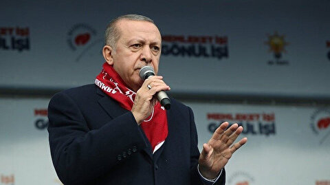 Turkish shipping industry blossomed over 16 years: Erdoğan