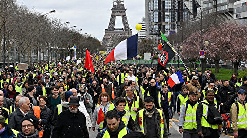 French force against Yellow Vests should be probed: UN