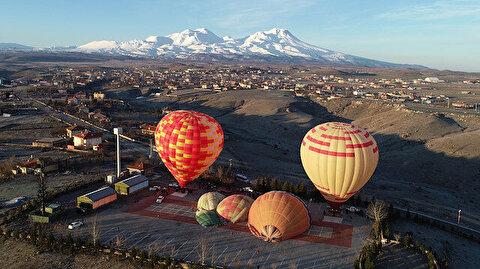 Spring in Turkey's Cappadocia treat for eyes