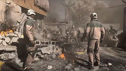 New 'Call of Duty' game trailer features Syrian civil defense