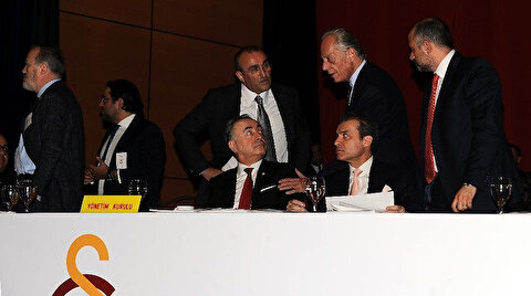 Galatasaray'da seçim yok
