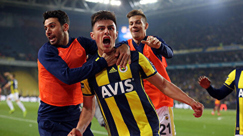 Eljif Elmas'tan Napoli'ye tarihi transfer