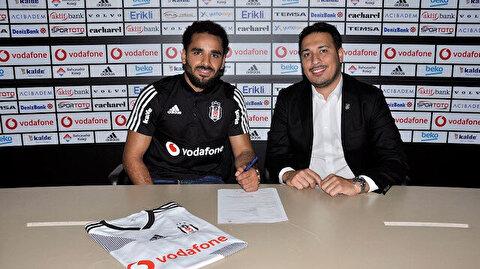 Beşiktaş Douglas'ı açıkladı
