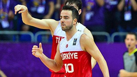 A Milli Erkek Basketbol Takımı Fransa'ya gitti