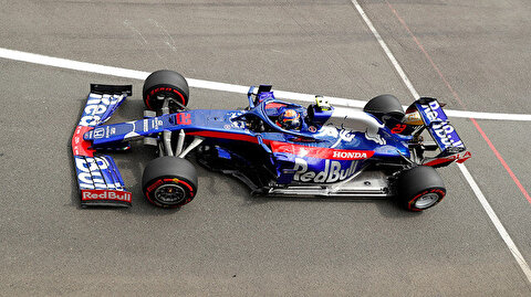 Albon trades places with Gasly at Red Bull F1 team