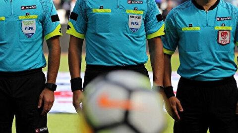 TFF'den eski futbolcu-yeni hakem projesi