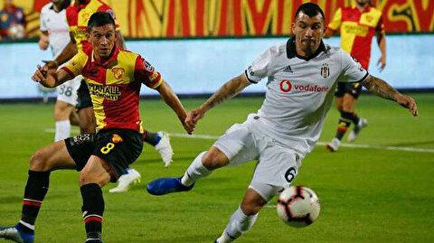 Beşiktaş - Göztepe karşılaşmasına dair tüm bilgiler