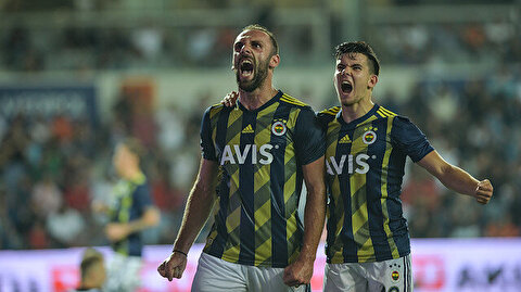 Başakşehir-Fenerbahçe: 1-2