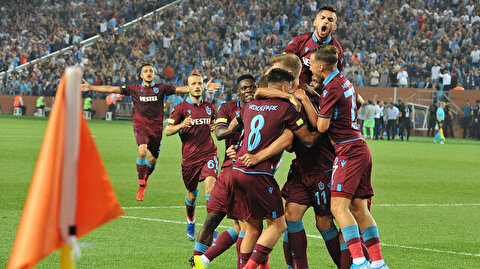 Taraftar sahip çıktı Trabzonspor gelir rekoru kırdı