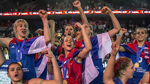 Turkey get silver medal in EuroVolley 2019