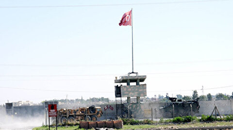 Turkey, US continue safe zone patrols in N.Syria