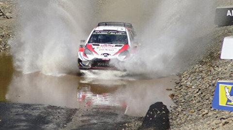 Citroen's Sebastien Ogier conquers Rally Turkey