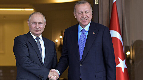 Erdoğan discusses situation in Syria's Idlib with Russia's Putin