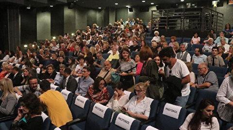"""إقبال لافت على """"أسبوع الفيلم التركي"""" في بلغراد"""
