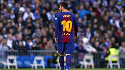 """Lionel Messi'den çarpıcı itiraf: """"İspanya'yı terk etmek istedim"""""""