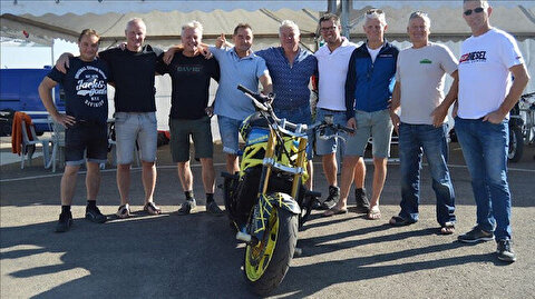 Turkey inspires Dutch motorcyclists