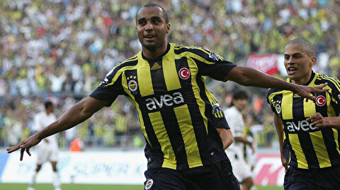 Deivid de Souza: Fenerbahçe'de oynamış en iyi 10 oyuncudan birisiyim