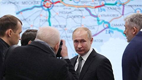 شاركت بتنفيذه شركة تركية.. ما هو المشروع العملاق الذي افتتحه بوتين؟