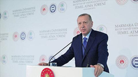 أردوغان: تركيا تشيد 500 وحدة سكنية لضحايا الزلزال بألبانيا