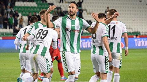 Vukovic'ten Konyaspor'a dönüş sinyali