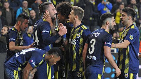 Fenerbahçe-Gençlerbirliği: 5-2