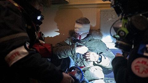 """مسعف فرنسي: قنبلة بلاستيكية للشرطة أصابت عين مصور """"الأناضول"""""""
