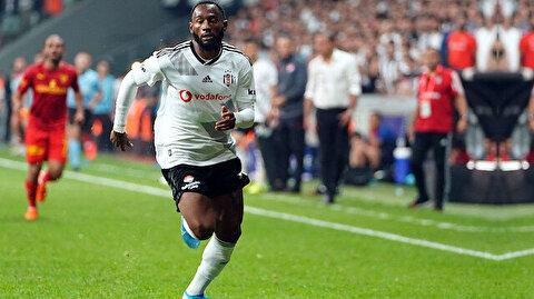 Beşiktaş'a N'Koudou'dan kötü haber
