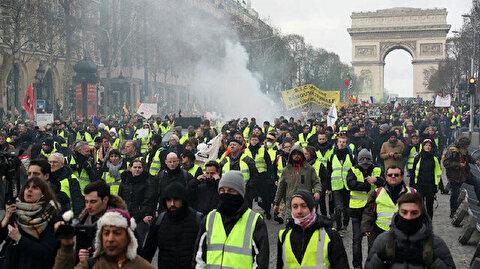 """""""مراسلون بلا حدود"""" تدعو فرنسا لـ""""أحترام العمل الصحفي"""""""