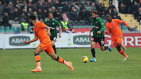 Yukatel Denizlispor - Medipol Başakşehir: 1-1
