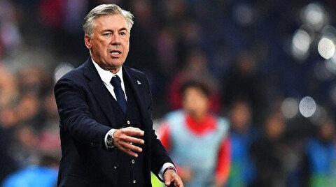Cenk Tosun'un yeni hocası Ancelotti oldu