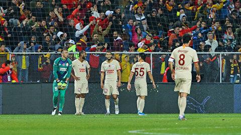 Göztepe-Galatasaray: 2-1