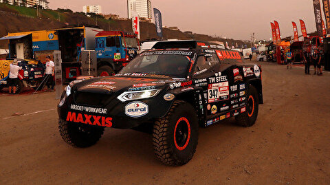Dakar Rally 2020 to get underway in S. Arabia on Sunday