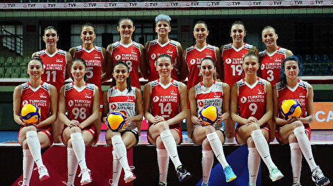 Volleyball: Turkish women to fight for 2020 Olympics