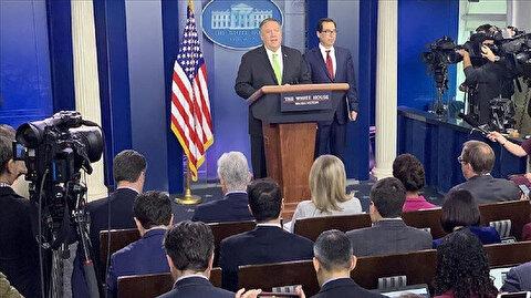 واشنطن: عقوبات جديدة ضد شركات و8 مسؤولين إيرانيين