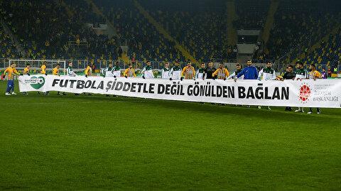 'Rakibine Jest Yap' kampanyasına Ankaragücü ve Konyaspor'dan destek