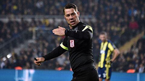 Fenerbahçe-Başakşehir maçının hakemi belli oldu