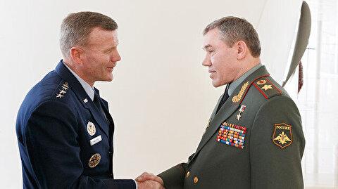 Russia's military chief, NATO Europe commander meet
