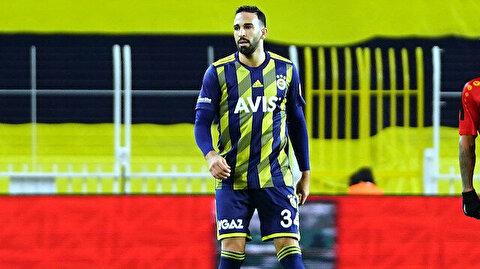 Fenerbahçe derbi öncesinde Adil Rami ile yollarını ayırdı